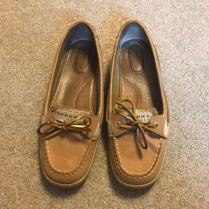 Women Sperry top-sider boat shoes